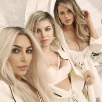 Famosos que protagonizaron un videoclip: Kim Kardashian