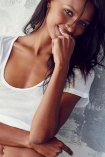 Modelos sin maquillar: Jasmine Tookes