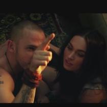 Famosos que protagonizaron un videoclip: Megan Fox