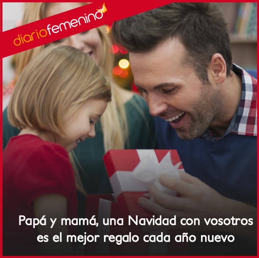 El amor incondicional un regalo de navidad para tus padres - Regalos navidad para padres ...