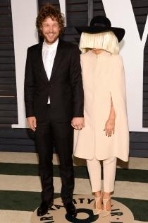 Divorcios famosos: Sia y Erik Anders Lang