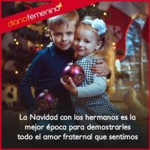 No hay nada mejor en Navidad que las frases de amor para tus seres queridos