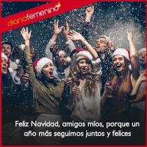 La fiesta en Navidad, una ocasión ideal para celebrar el año con amigos