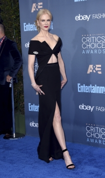 Critics' Choice Awards 2016: Nicole Kidman