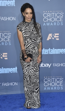 Critics' Choice Awards 2016: Lisa Bonet