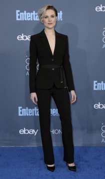Critic's Choice Awards 2016: Evan Rachel Wood