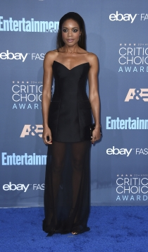 Critics' Choice Awards 2016: Naomie Harris