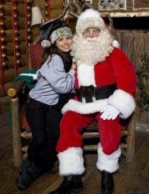 Famosos que adoran a Santa Claus: Eva Longoria