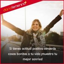 Frases para tener actitud positiva en la vida: atraerás cosas buenas