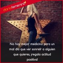Frases para tener actitud positiva: alegras a los que quieres