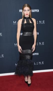 Gigi Hadid, look elegante