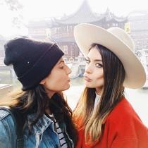 Besos y viajes, la vida de Dulceida y Alba Paul