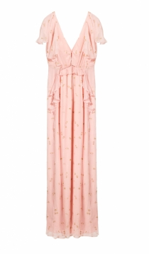 Vestidos de invitada para 2017: una opción rosa de Hoss Intropia