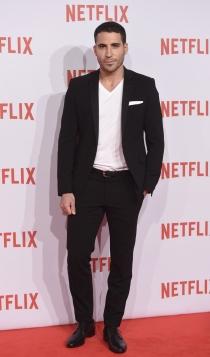 Miguel Ángel Silvestre, triunfa en Netflix