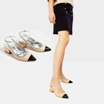 ZARA: Zapato destalonado