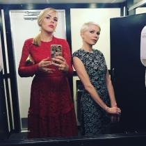 El selfie de Busy Philipps y Michelle Williams
