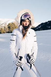 Las idílicas fotos de Aida Domenech en Andorra