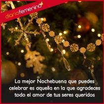 La Nochebuena en las mejores frases de amor