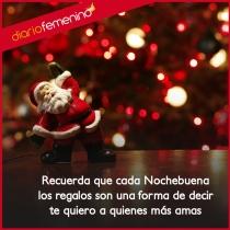 Feliz Nochebuena y feliz Navidad con frases de amor