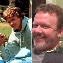 Cambio actores de ET el extraterrestre: Michael por Robert MacNaughton