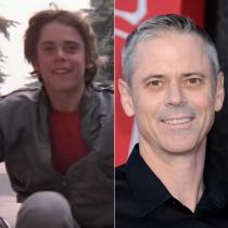 Cambio actores de ET el extraterrestre: Tyler por C. Thomas Howell
