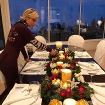 Las navidades en casa de las hermanas Hadid