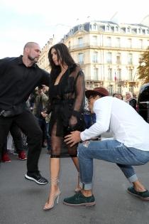 Momentazos 2016: el robo a Kim Kardashian en París