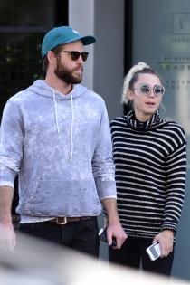 Momentazos de 2016: la reconciliación de Miley Cyrus y Liam Hemsworth