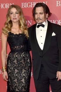 Momentazos de 2016: el amargo divorcio de Johnny Depp y Amber Heard