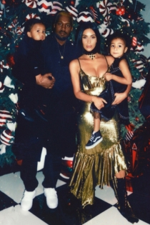 Momentazos Kardashian: la reaparición de Kim y Kanye
