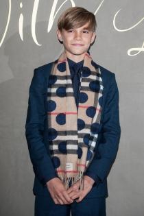 Hijos de famosos que son modelos: Romeo Bechkam