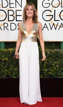 Globos de Oro 2017: Felicity Huffman