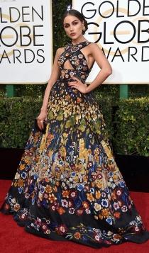 Globos de Oro 2017: Olivia Culpo