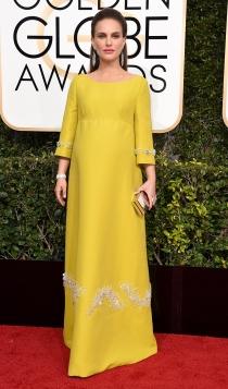 Globos de Oro 2017: Natalie Portman