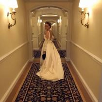 Sarah Jessica Parker, una novia en los Globos de Oro 2017