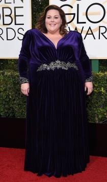 Globos de Oro 2017: Chrissy Metz