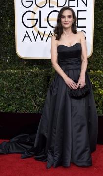 Globos de Oro 2017: Winona Ryder