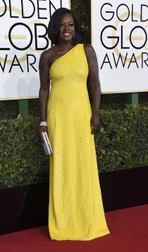 Globos de Oro 2017: Viola Davis