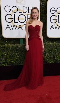 Globos de Oro 2017: Brie Larson