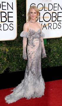 Globos de Oro 2017: Nicole Kidman
