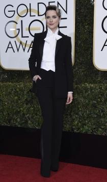 Globos de Oro 2017: Evan Rachel Wood