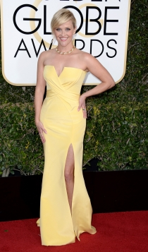 Globos de Oro 2017: Reese Witherspoon