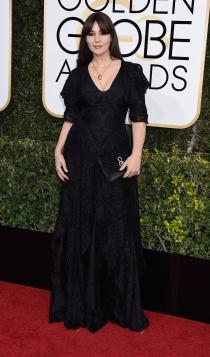 Globos de Oro 2017: Monica Bellucci