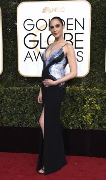 Globos de Oro 2017: Gal Gadot