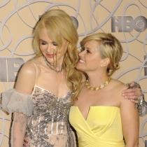 Globos de Oro 2017: Nicole Kidman y Reese Witherspoon, grandes amigas