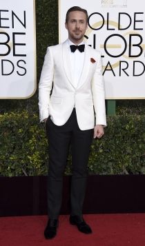Globos de Oro 2017: Ryan Gosling