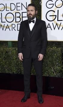 Globos de Oro 2017: Casey Affleck