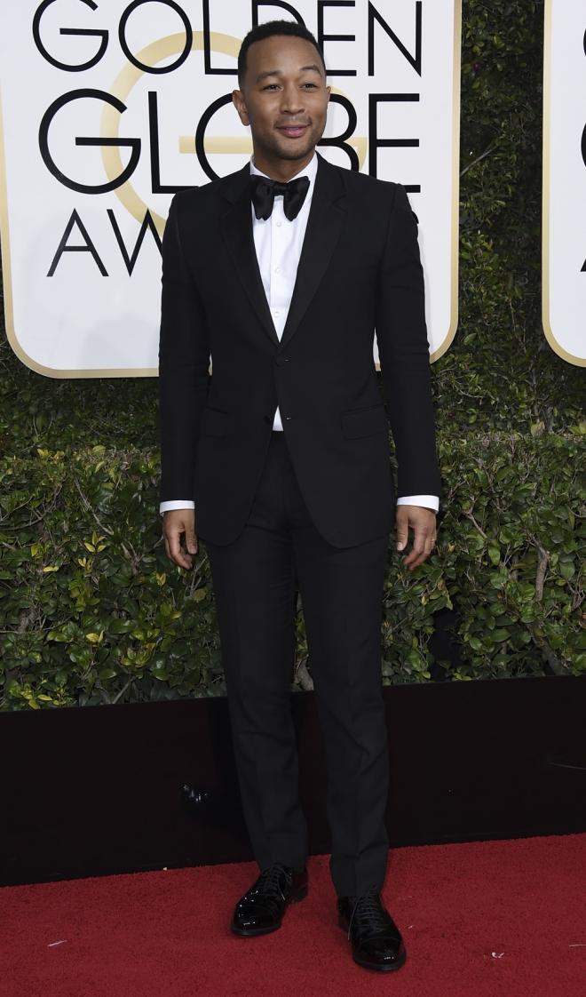 Globos de Oro 2017:  John Legend