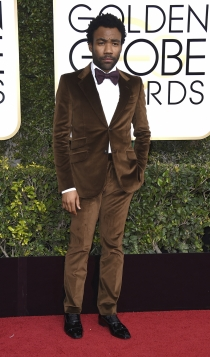 Globos de Oro 2017: Donald Glover