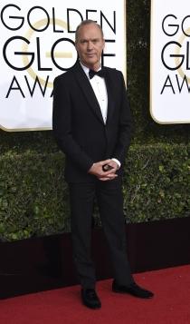 Globos de Oro 2017: Michael Keaton